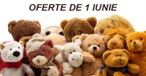 Oferte de 1 Iunie pentru cei mici si cei mari in magazinele online