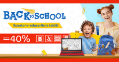 Campanie Back to School 2018 la eMAG