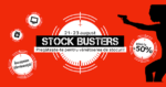 Campanie Stock Busters din 21 - 23 august la eMAG