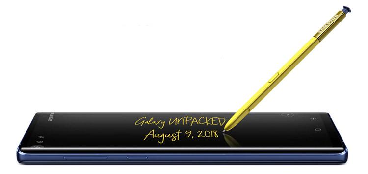 S Pen Samsung Galaxy Note 9