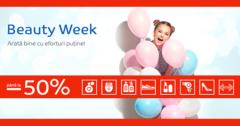 Campanie Beauty Week din 15 - 21 octombrie 2018 la eMAG