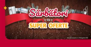 Campanie Sarbatori cu super oferte la Altex