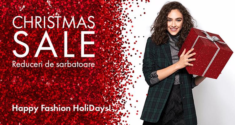 Christmas Sale FashionDays