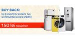Campanie Buy Back la electrocasnice de la eMAG
