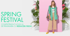 Campanie Spring Festival la FashionDays