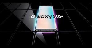 Telefon Samsung Galaxy S10, S10e și S10 Plus