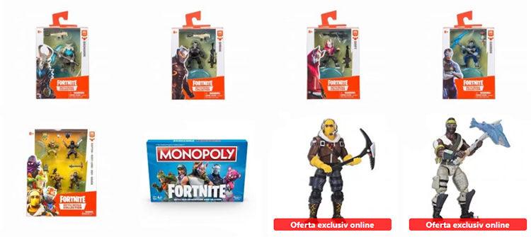 Jucării Fortnite Noriel