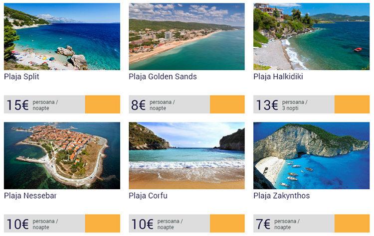 Cazare vacanțe la mare Veltravel
