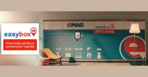 Livrare eMAG easybox