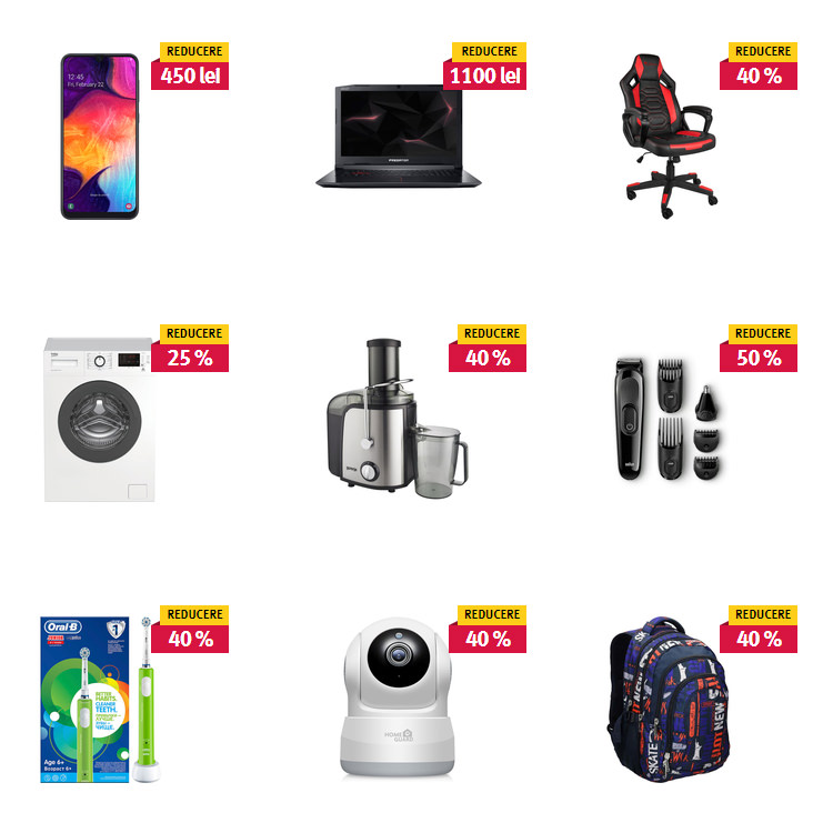 Oferte Back to School 2019 Altex