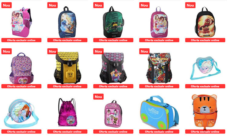 Oferte Back to School 2019 Noriel