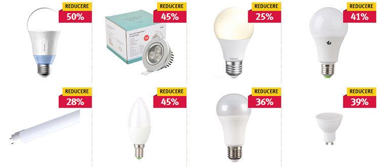 Oferte becuri LED Altex