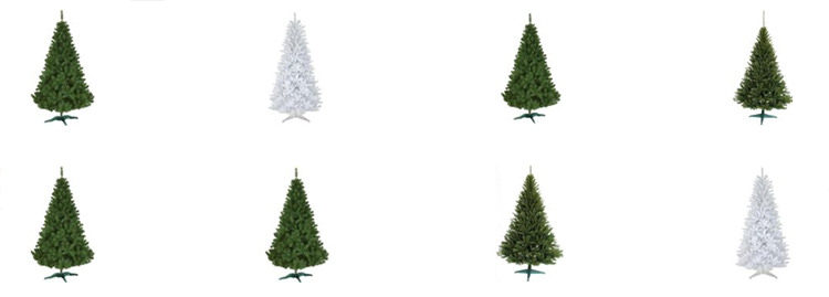 Brazi artificiali de Crăciun evoMAG