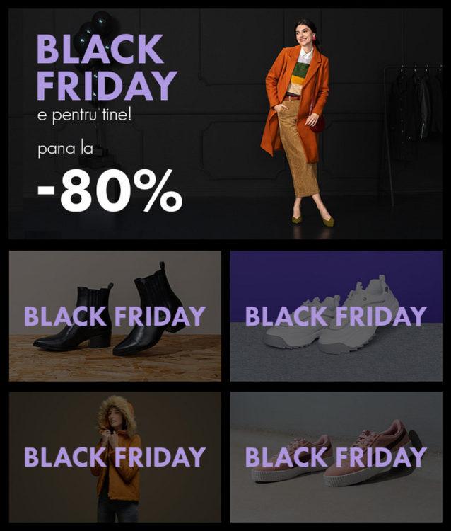 Oferte Black Friday 2019 la FashionDays