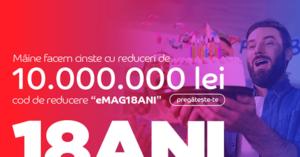 Campanie Ziua eMAG 2019