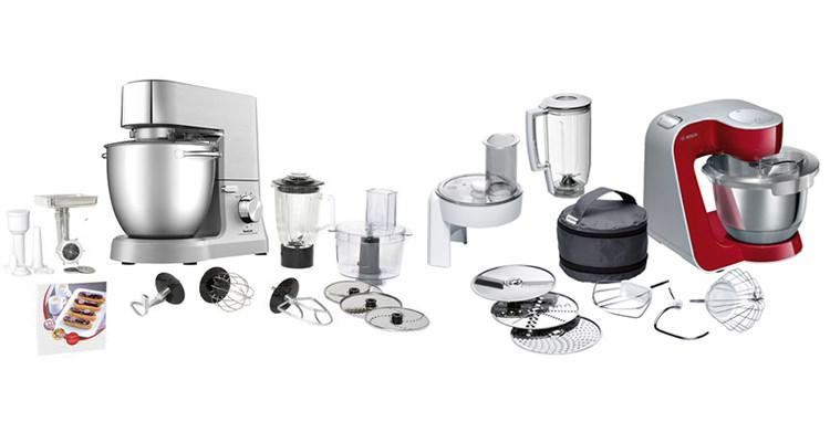Roboți de bucătărie