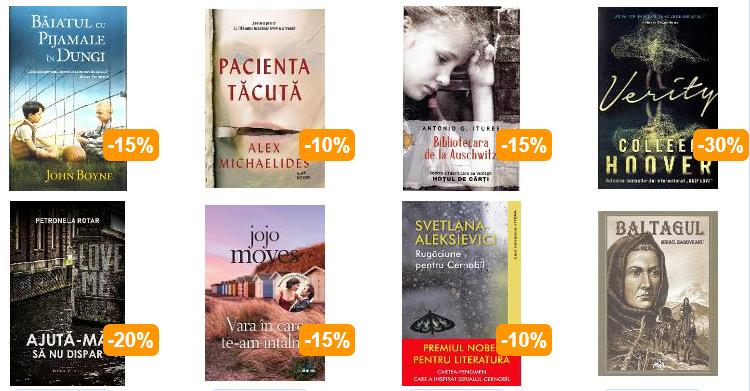 Cărți Libris cadouri de 1 Martie 2020