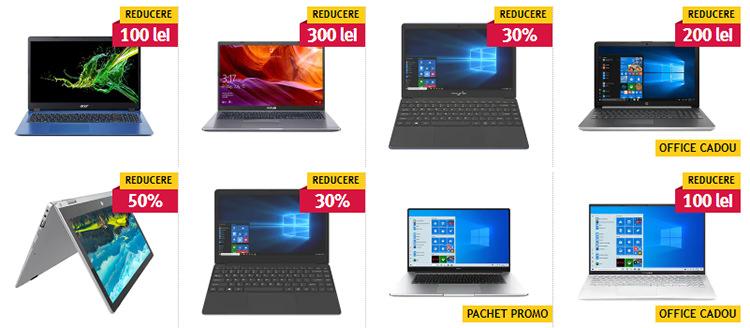 Laptopuri Altex