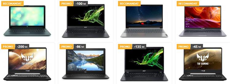 Laptopuri Cel.ro